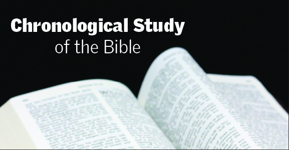 Chronological Study of the Bible - Session 127
